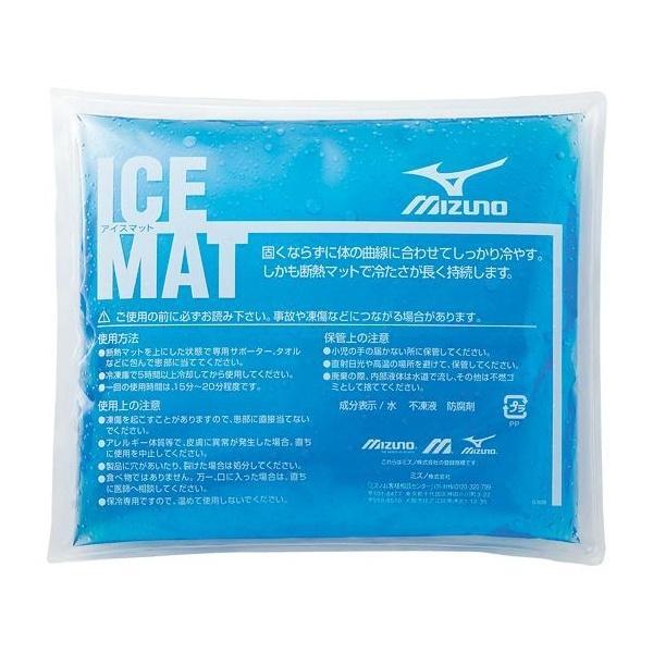 ◆◆ <ミズノ> MIZUNO アイシングアイスマット 2ZA2100