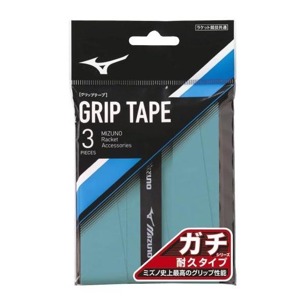 ◆◆送料無料 定形外発送 <ミズノ> MIZUNO ガチグリップ(耐久タイプ) 63JYA005 (24)  テニス バドミントン