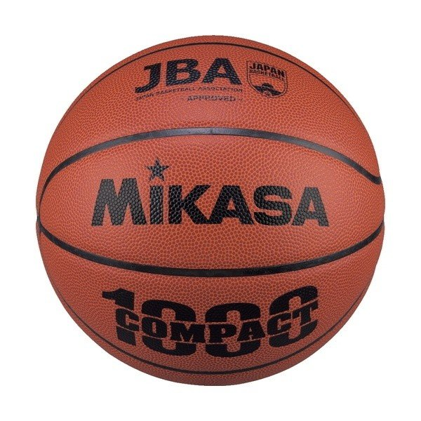 ◆◆ <ミカサ> MIKASA バスケットボール 検定球6号 BQC1000 (ブラウン) バスケットボール
