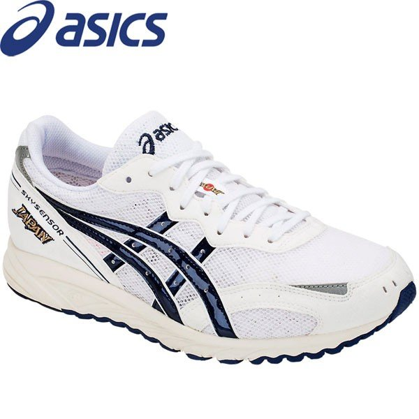 ◆◆● <アシックス> 【ASICS】 ユニセックス SKYSENSOR JAPAN スカイセンサージャパン ジョギング マラソン ランニングシューズ TJR071