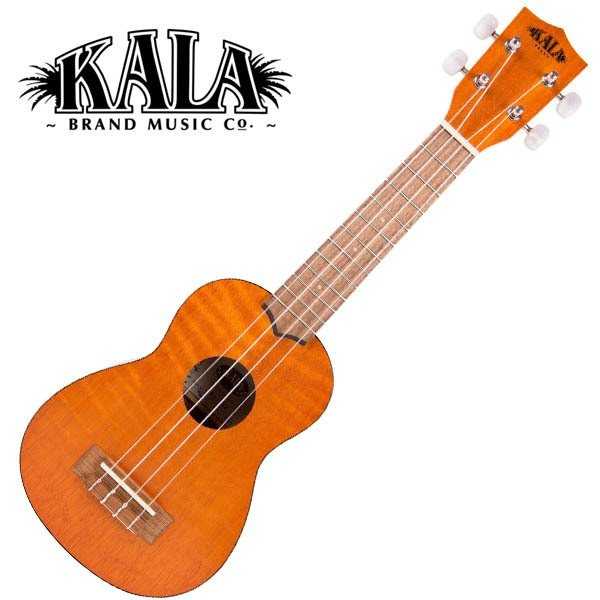 KALA KA-SEM Exotic Mahogany Soprano Ukulele w/bag ソプラノウクレレ【カラ】