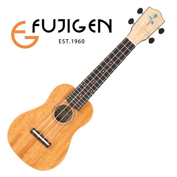 FGN(FUJIGEN)/ソプラノウクレレ FUE-TS/R【フジゲン/Entry Traditional Style】