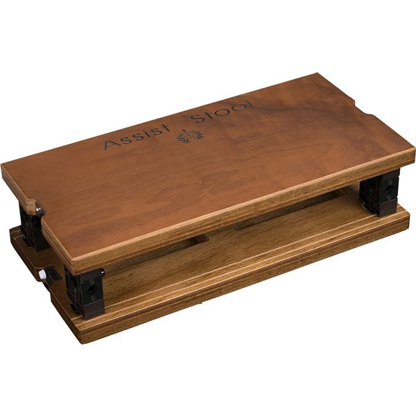 ピアノ補助台アシストスツールASS-V