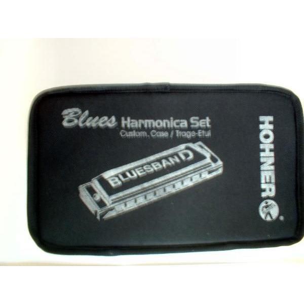 HOHNER [ホーナー ]ハーモニカ Blues Band Harmonica 7set ブルースバンド ハーモニカ  7本セット |gakki-mori|02