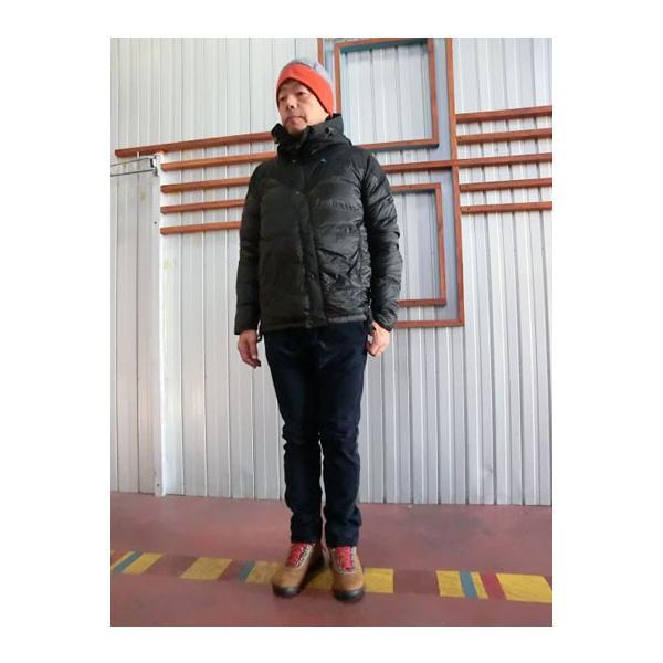 KLATTERMUSEN (クレッタルムーセン) 国内正規品 プレミアムダウン フードダウンジャケット NEW ATLE 2.0 JACKET BLACK|gaku-shop|02