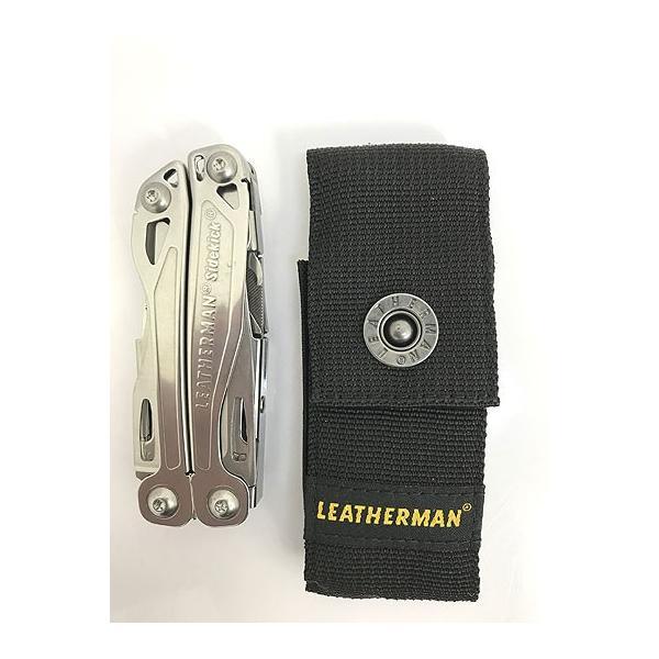 レザーマン レザーマンジャパン正規品 LEATHERMAN  スプリングアクションのプライヤー シザース付き SIDEKICK サイドキック |gaku-shop