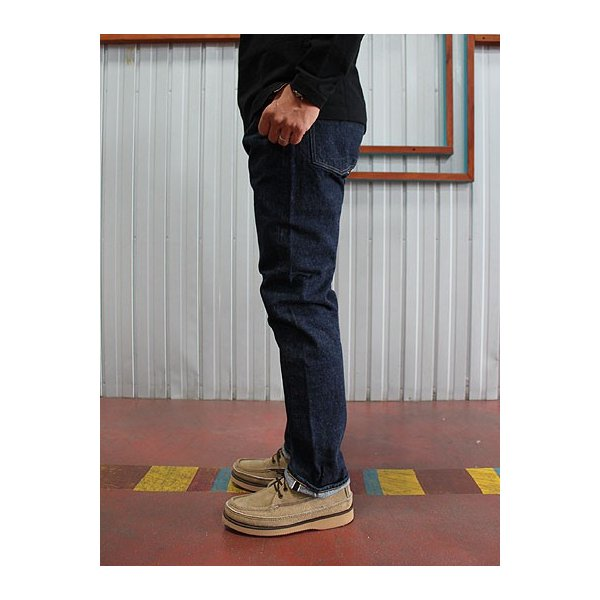 orslow オアスロウ 01-0107-81 Mens IVY FIT JEANS ONE WASH アイビーフィットジーンズワンウォッシュ Made in Japan|gaku-shop|02