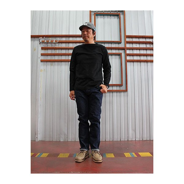 orslow オアスロウ 01-0107-81 Mens IVY FIT JEANS ONE WASH アイビーフィットジーンズワンウォッシュ Made in Japan|gaku-shop|06