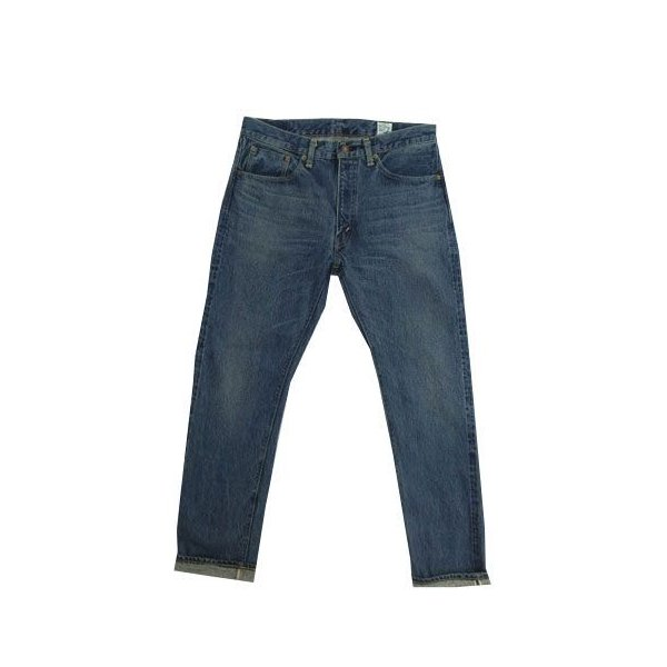 orslow (オアスロウ) 01-0107-84 Mens IVY FIT JEANS アイビーフィットジーンズ 2YEAR WASH  Made in Japan|gaku-shop|03