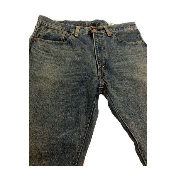 orslow (オアスロウ) 01-0107-84 Mens IVY FIT JEANS アイビーフィットジーンズ 2YEAR WASH  Made in Japan|gaku-shop|05