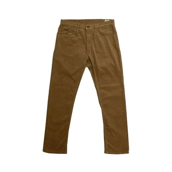 orslow (オアスロウ) 01-0107-C57 Mens IVY FIT PANTS  アイビーフィットパンツ キャメル コーデュロイ Made in Japan gaku-shop 06