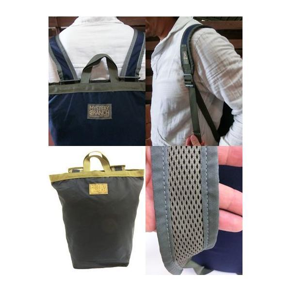 MYSTERY RANCH(ミステリー ランチ) BOOTY BAG Midnight ブーティーバッグ ミッドナイト Made in USA|gaku-shop|04