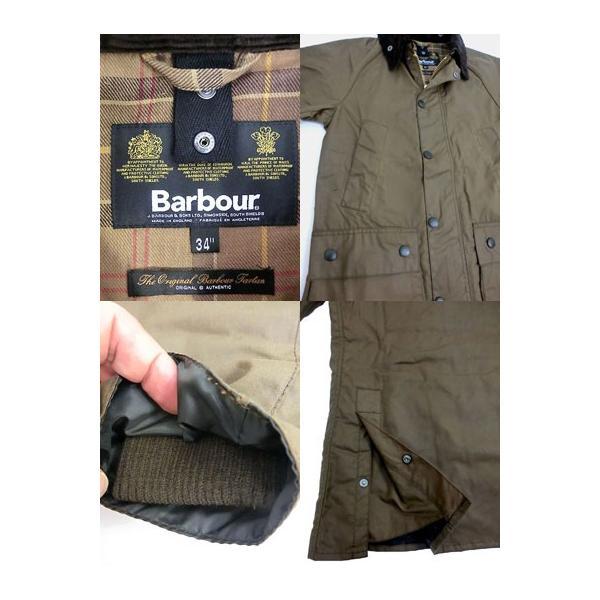 Barbour(バーブァー) バブアー MWX0580 BR31 Bedalle Slim Fit ビデイル スリムフィット  イギリス製 Bark|gaku-shop|05