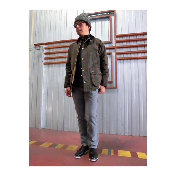 Barbour(バーブァー) バブアー MWX0584 OL71 Bedalle Slim Fit ビデイル スリムフィットWindow Pane Check  ブルガリア製  OL71|gaku-shop|02