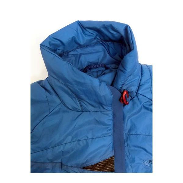 KLATTERMUSEN (クレッタルムーセン) クレッタルムーセン Fro Jacket  Primaloft インサレーション 中綿ジャケット  Blue Sapphire|gaku-shop|02