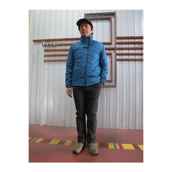 KLATTERMUSEN (クレッタルムーセン) クレッタルムーセン Fro Jacket  Primaloft インサレーション 中綿ジャケット  Blue Sapphire|gaku-shop|03