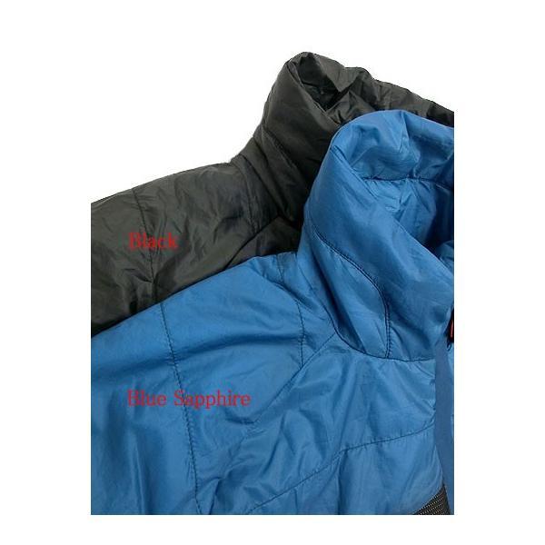 KLATTERMUSEN (クレッタルムーセン) クレッタルムーセン Fro Jacket  Primaloft インサレーション 中綿ジャケット  Blue Sapphire|gaku-shop|06