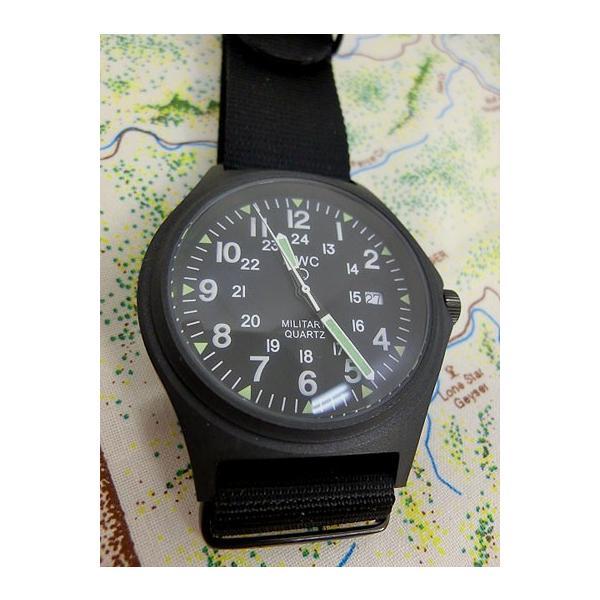 MWC ミリタリーウォッチカンパニー G10 BH 12/24  ミリタリーウオッチ グレー ブラック gaku-shop 02