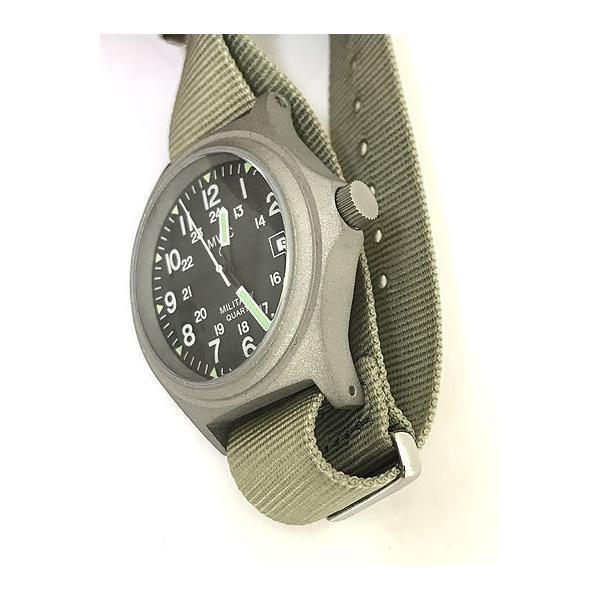 MWC ミリタリーウォッチカンパニー G10 BH 12/24  ミリタリーウオッチ グレー ブラック gaku-shop 04