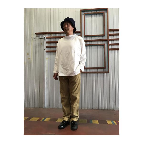 orslow (オアスロウ)  orslow オアスロウ01-5361 スリムフィットアーミートラウザー  KHAKI ベージュ|gaku-shop|03