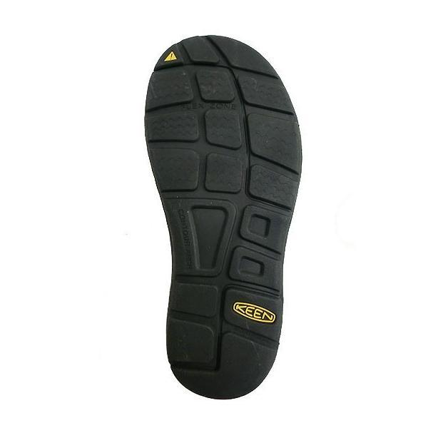 KEEN キーン MEN UNEEK  3C メンズ ユニーク  BLACK/BLACK 履き心地最高|gaku-shop|06
