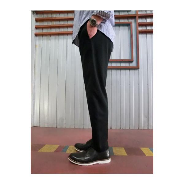 Jackman ジャックマン Jackman ジャックマン JM7931 Jersey Trousers ジャージートラウザー Black|gaku-shop|04