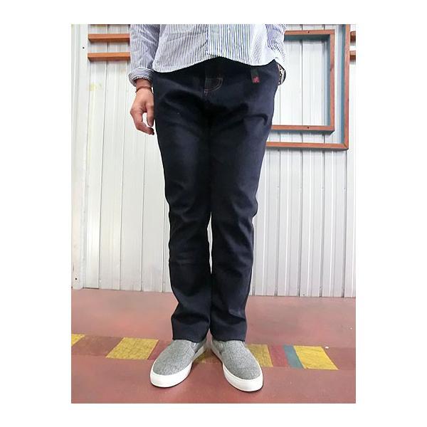 グラミチ  Gramicci DENIM NN PANTS デニムニューナローパンツ One washワンウォッシュ|gaku-shop