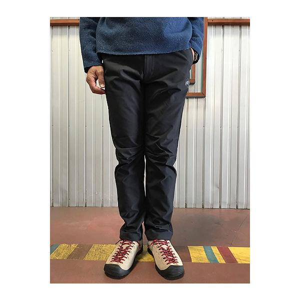 マムート MAMMUT Convey Pants  コンベイパンツ ユーティリティーパンツ マリーン|gaku-shop