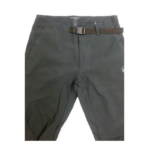 マムート MAMMUT Convey Pants  コンベイパンツ ユーティリティーパンツ マリーン|gaku-shop|02