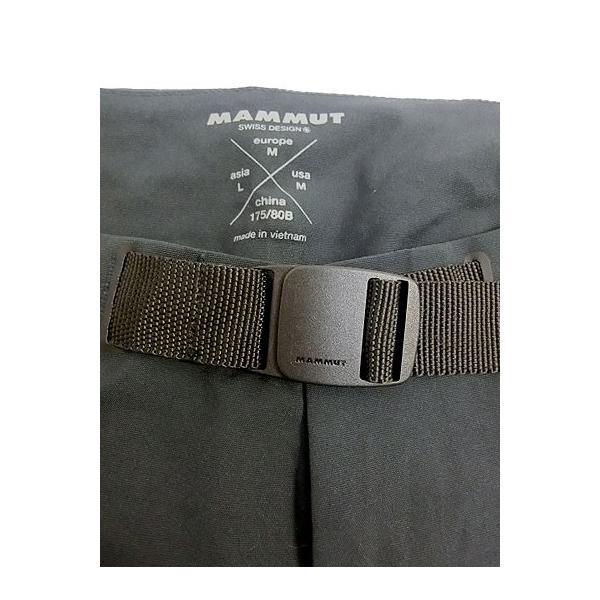 マムート MAMMUT Convey Pants  コンベイパンツ ユーティリティーパンツ マリーン|gaku-shop|03