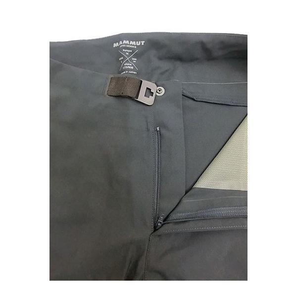 マムート MAMMUT Convey Pants  コンベイパンツ ユーティリティーパンツ マリーン|gaku-shop|05