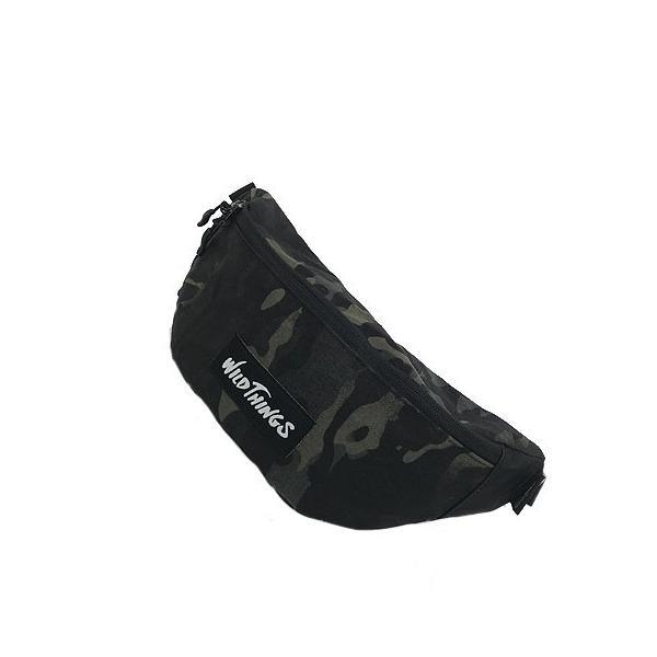 ワイルドシングス WILD THINGS  WT-380ウエストバッグ  ボディ バッグ Xパック素材
