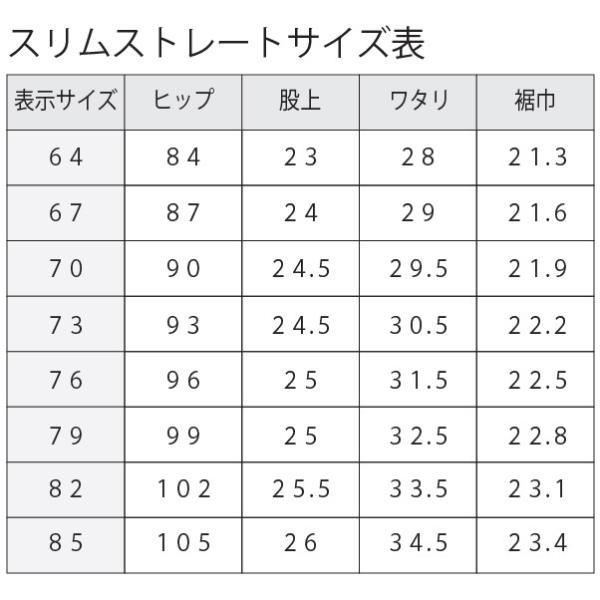 学生服  夏ズボン 日本製  スリム 全国標準型 さらっと涼感 裏綿素材|gakuseifuku|03