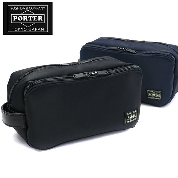 31dbee2ca748 P28倍☆6/5限定 吉田カバン ポーチ ポーター タイム PORTER TIME POUCH 小物 ...