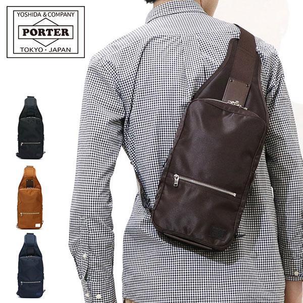 吉田カバン・ポーター ボディバッグ ポーター リフト PORTER LIFT ワンショルダー 822-06134|galleria-onlineshop