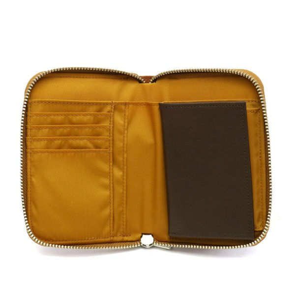 吉田カバン 二つ折り財布 ポーター リフト PORTER LIFT ラウンドファスナー 822-16107 メンズ レディース|galleria-onlineshop|18