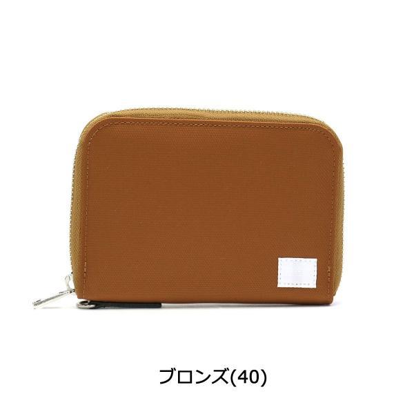 吉田カバン 二つ折り財布 ポーター リフト PORTER LIFT ラウンドファスナー 822-16107 メンズ レディース|galleria-onlineshop|03