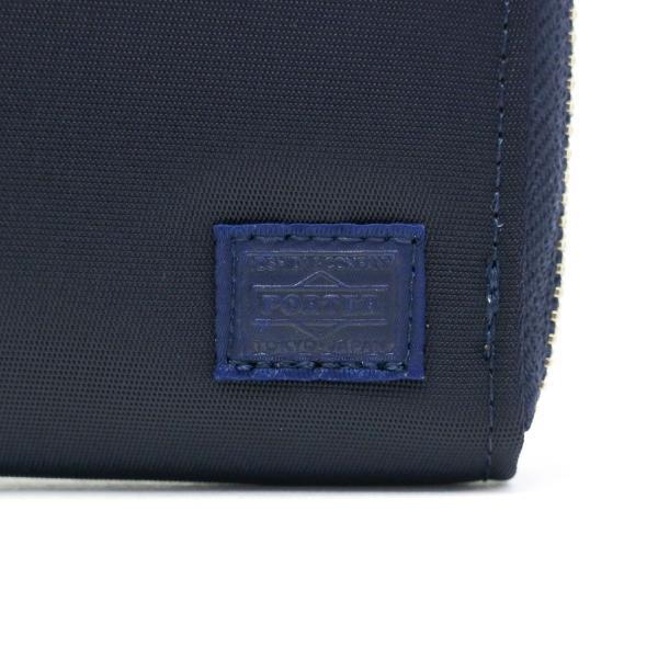 吉田カバン 二つ折り財布 ポーター リフト PORTER LIFT ラウンドファスナー 822-16107 メンズ レディース|galleria-onlineshop|21