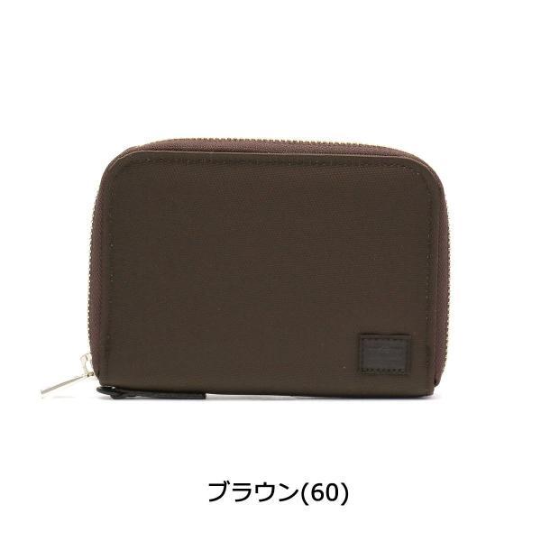 吉田カバン 二つ折り財布 ポーター リフト PORTER LIFT ラウンドファスナー 822-16107 メンズ レディース|galleria-onlineshop|05