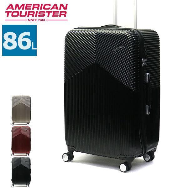 正規品3年保証 サムソナイト アメリカンツーリスター スーツケース AMERICAN TOURISTER Air Ride Spinner 76 86L Lサイズ 1週間 DL9-006