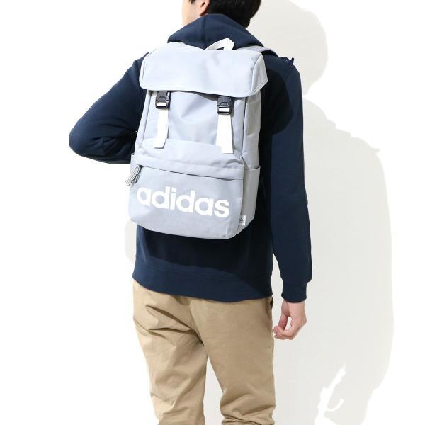 セール アディダス リュック adidas アディダスリュック 20L バッグ 通学 スクールバッグ リュックサック 47446 中学生 高校生|galleria-onlineshop|05