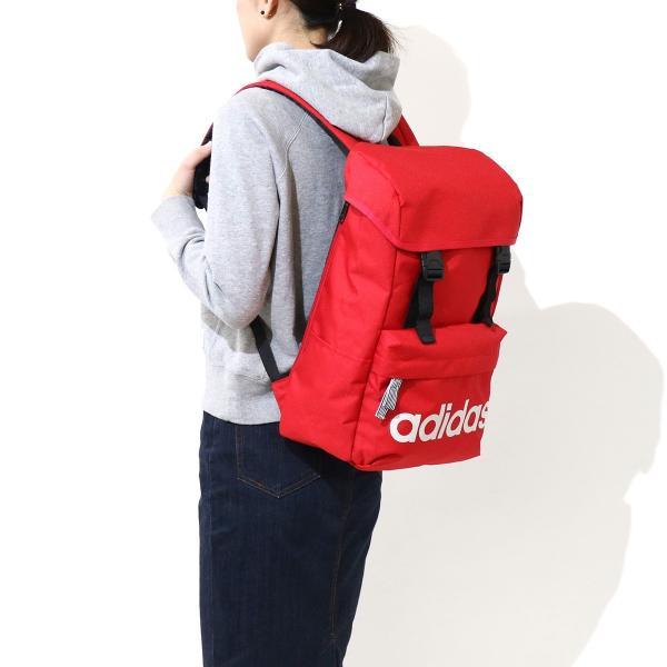 セール アディダス リュック adidas アディダスリュック 20L バッグ 通学 スクールバッグ リュックサック 47446 中学生 高校生|galleria-onlineshop|06