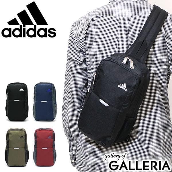 アディダス ボディバッグ adidas ワンショルダーバッグ 5L バッグ 47832 メンズ レディース|galleria-onlineshop