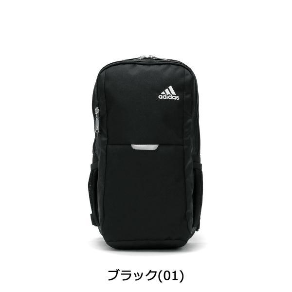 アディダス ボディバッグ adidas ワンショルダーバッグ 5L バッグ 47832 メンズ レディース|galleria-onlineshop|02