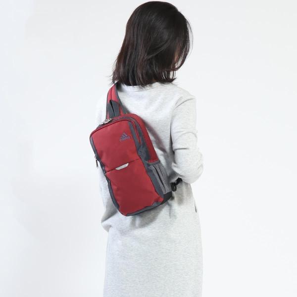 アディダス ボディバッグ adidas ワンショルダーバッグ 5L バッグ 47832 メンズ レディース|galleria-onlineshop|07