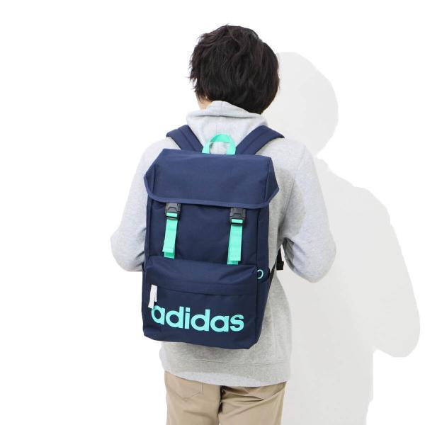 アディダス リュック adidas アディダスリュック 20L バッグ 通学 スクールバッグ リュックサック 47893 中学生 高校生|galleria-onlineshop|12