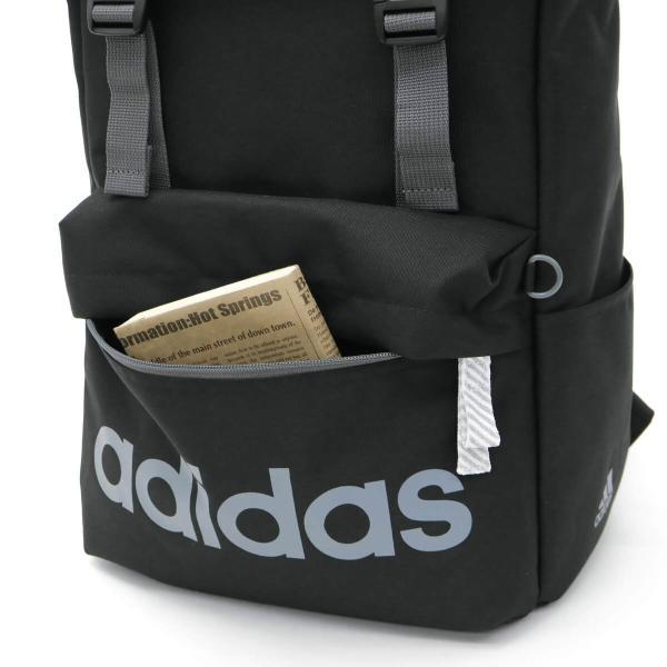 アディダス リュック adidas アディダスリュック 20L バッグ 通学 スクールバッグ リュックサック 47893 中学生 高校生|galleria-onlineshop|19