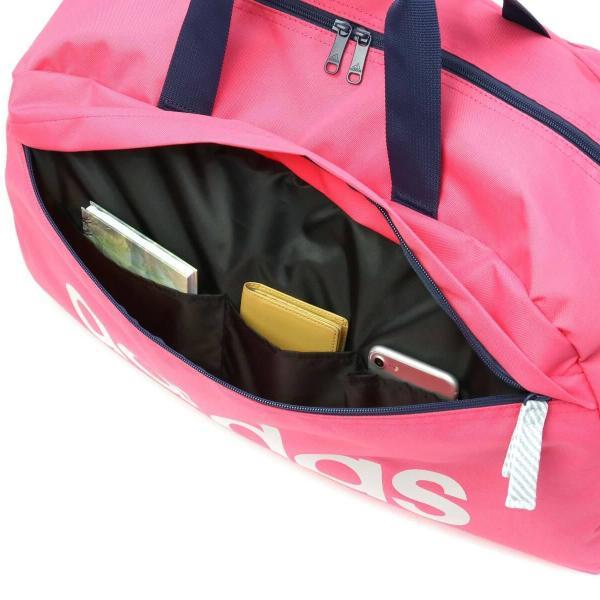 セール アディダス ボストンバッグ adidas 38L バッグ 2WAY スクールバッグ スポーツ 旅行 修学旅行 47897 中学生 高校生|galleria-onlineshop|19