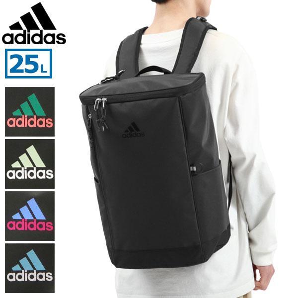アディダス リュック adidas スクールバッグ リュックサック 23L バッグ 通学 女子 男子 中学 高校 55482|galleria-onlineshop