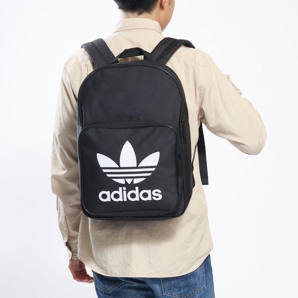 セール20%OFF アディダスオリジナルス リュック adidas Originals アディダス オリジナルス BACKPACK CLASSIC TREFOIL バックパック メンズ レディース FKE68|galleria-onlineshop|06